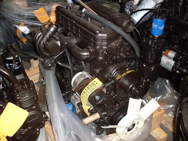 Двигатель Д-245.30Е3-1442