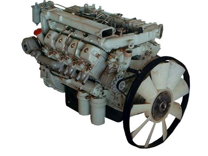 Двигатель КАМАЗ 740.51