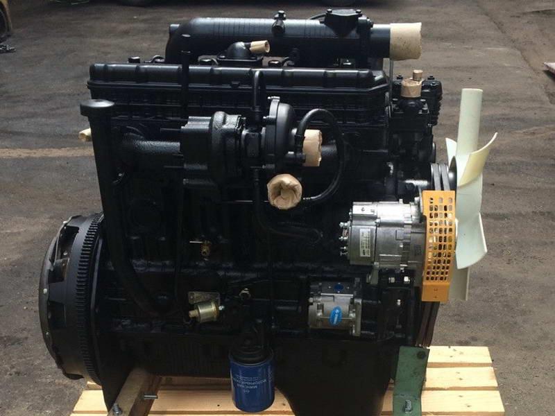 Двигатель Д-245.7Е2-1807