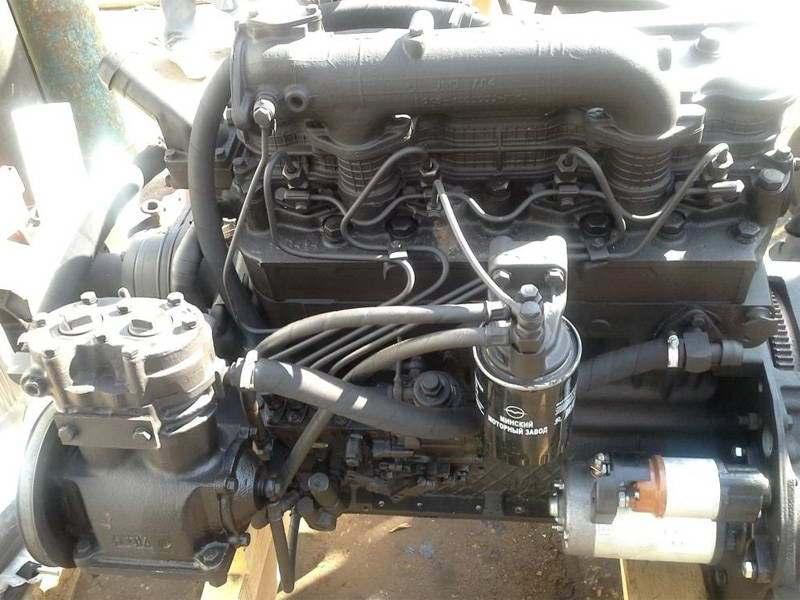 Двигатель Д-245.9-402Х