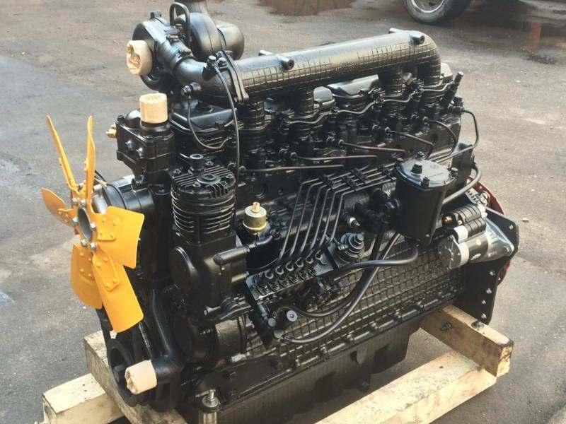 Двигатель Д-260.4-658