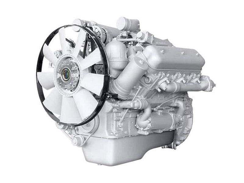 Двигатель ЯМЗ-236БЕ2
