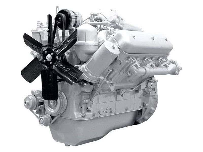 Двигатель ЯМЗ-236Д
