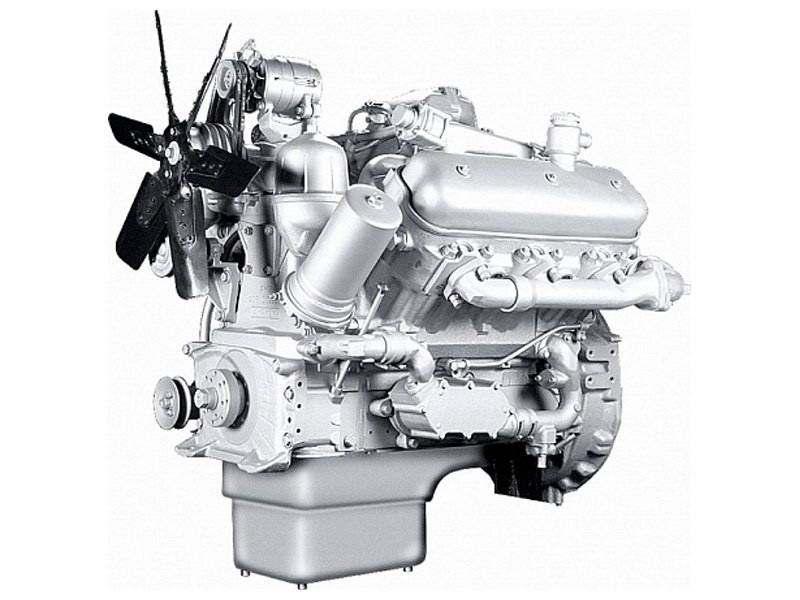 Двигатель ЯМЗ-236Н