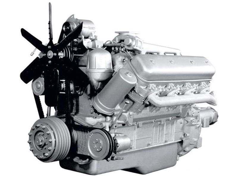 Двигатель ЯМЗ-238АК