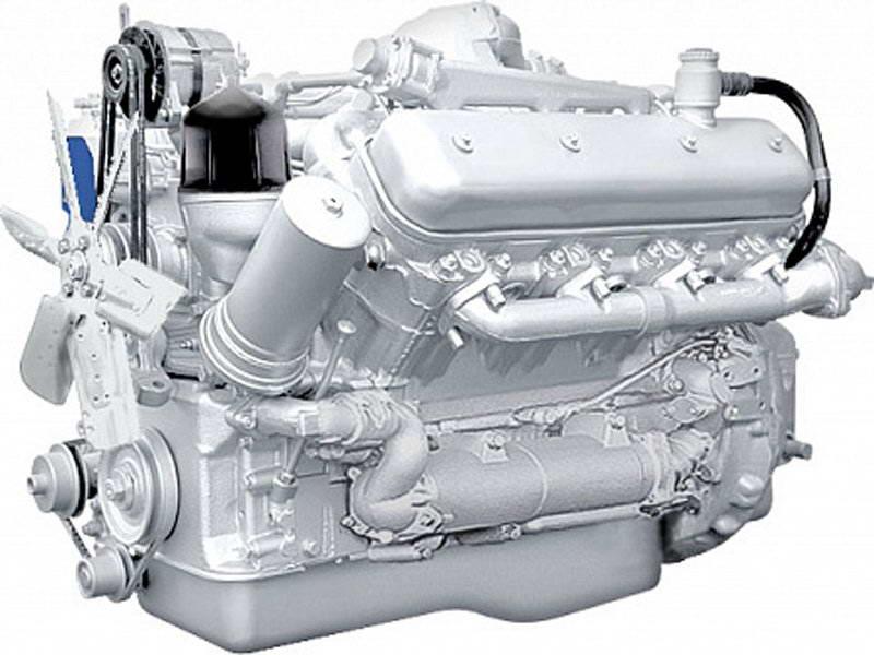 Двигатель ЯМЗ-238НД4