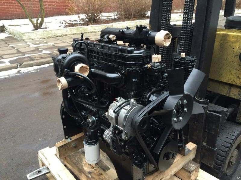 Двигатель Д-245.7Е2-842В