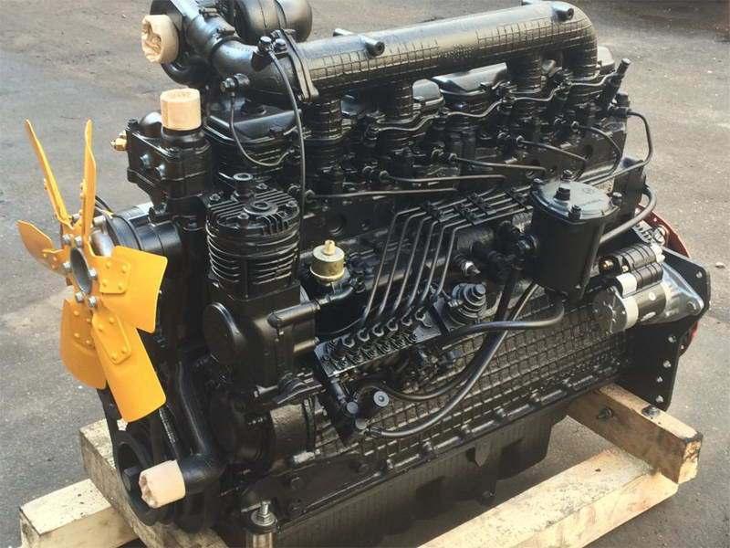 Двигатель Д-260.4S2-485