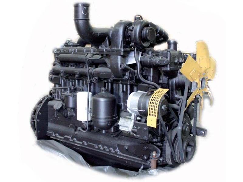 Двигатель Д-260.9-727
