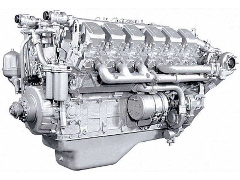 Двигатель ЯМЗ-240ПМ2