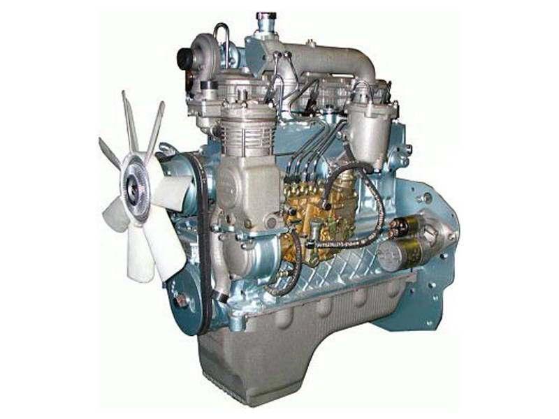 Двигатель Д-245.12С-230С