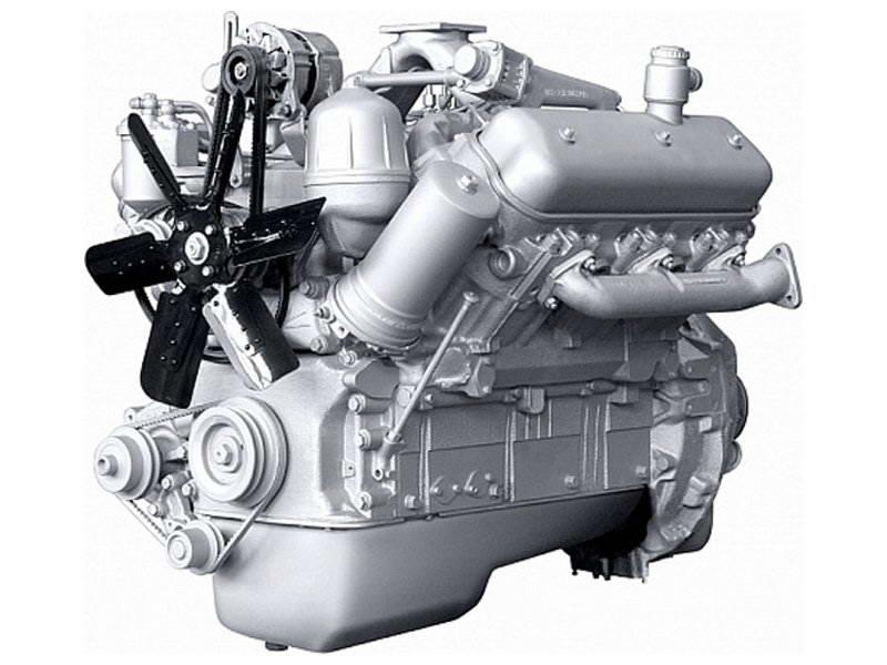 Двигатель ЯМЗ-236Г