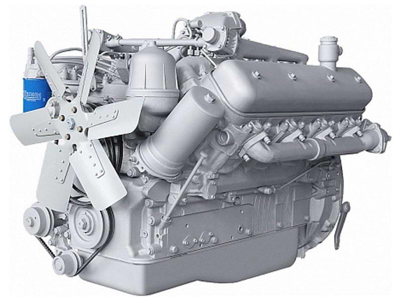 Двигатель ЯМЗ-238Б
