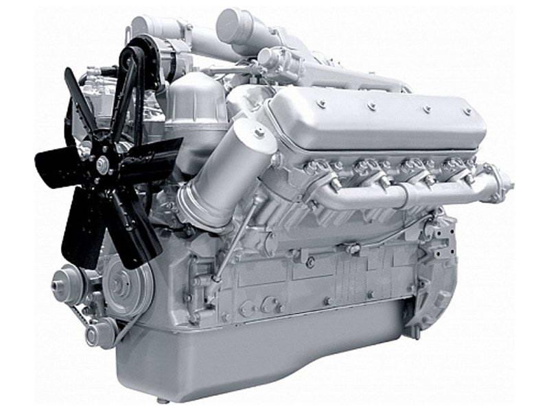 Двигатель ЯМЗ-238БН