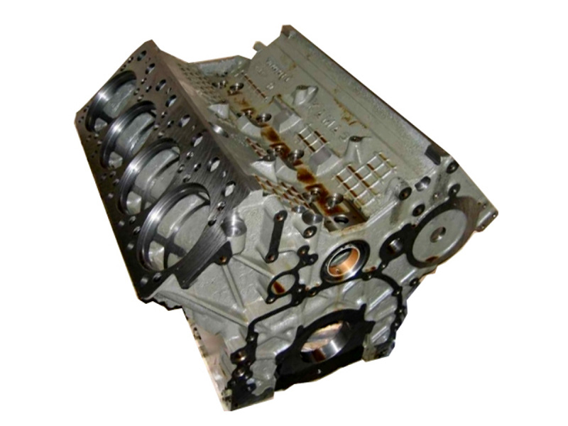 Блок цилиндров двигателя КАМАЗ 740.70 ЕВРО-4, 400 л.с.