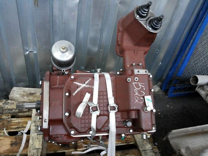 Коробка передач КПП трактора МТЗ-1523