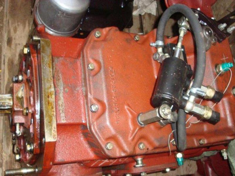 Коробка передач КПП трактора МТЗ 2022