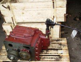 Коробка передач для тракторов МТЗ с синхронизатором