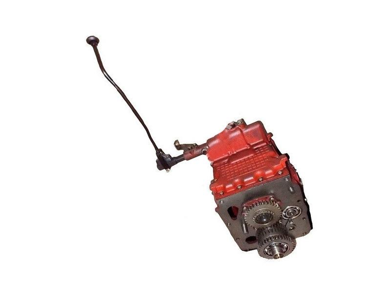 Коробка передач с боковым рычагом трактора МТЗ-80/82
