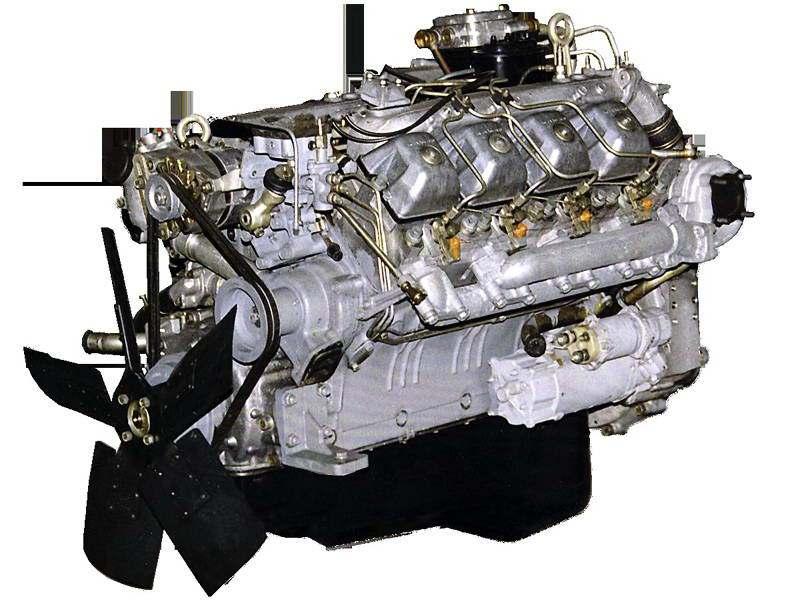 Двигатель 740.11