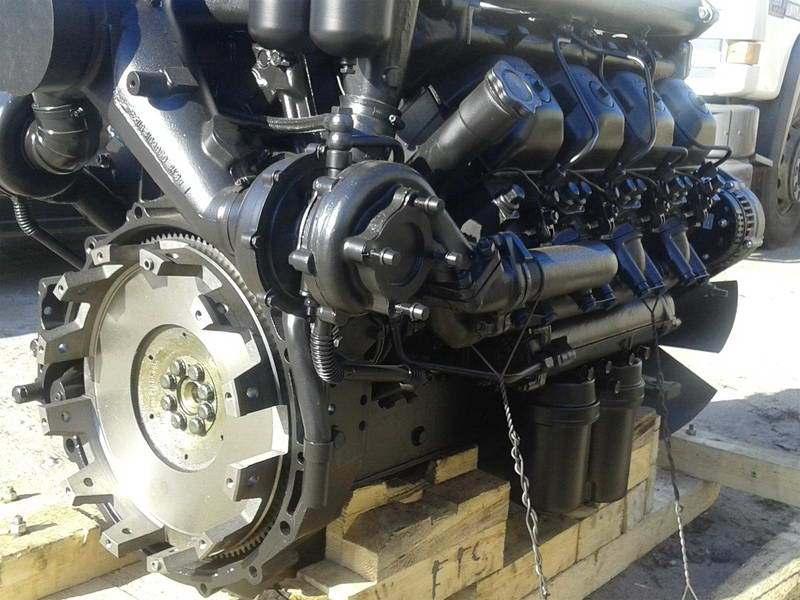 Двигатель 740.13