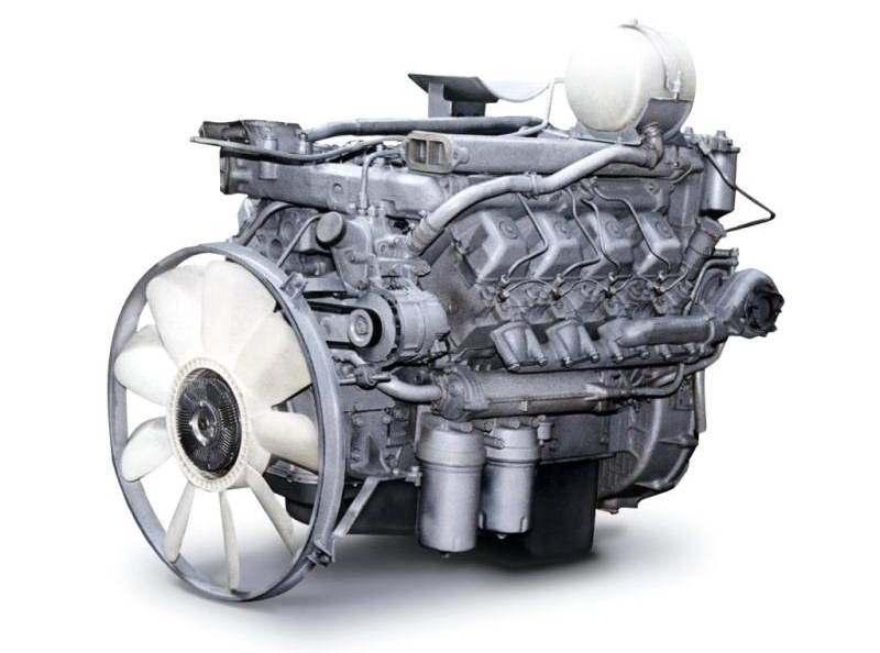 Двигатель 740.30