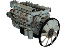 Двигатель 740.50