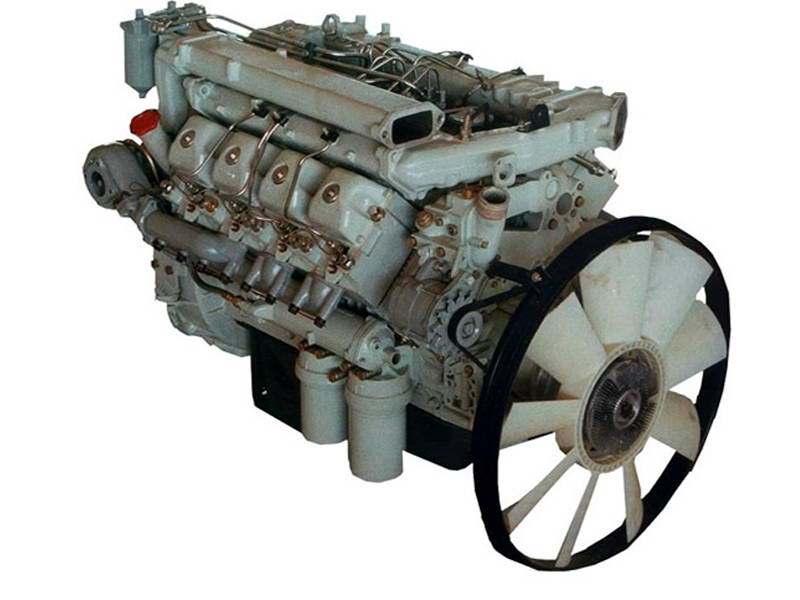 Двигатель 740.51
