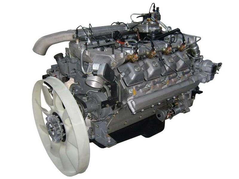 Двигатель 740.62