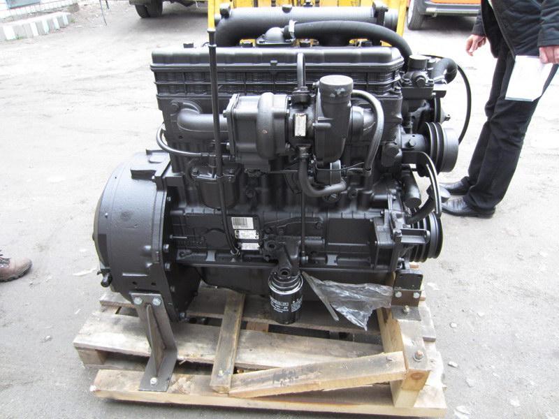 Двигатель Д-245.7Е2-398В