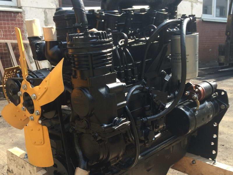Двигатель Д-243-20