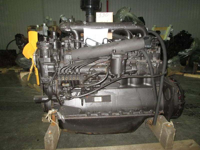 Двигатель Д-260.2-530