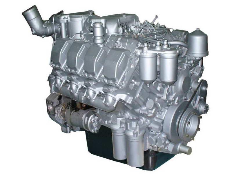 Двигатель ТМЗ-8486.10