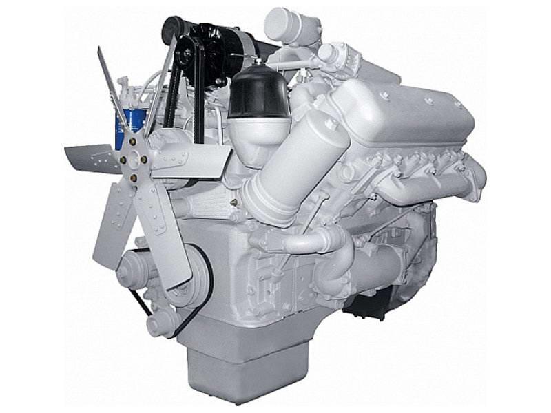 Двигатель ЯМЗ-236НБ