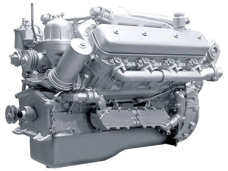 Двигатель ЯМЗ-238БК