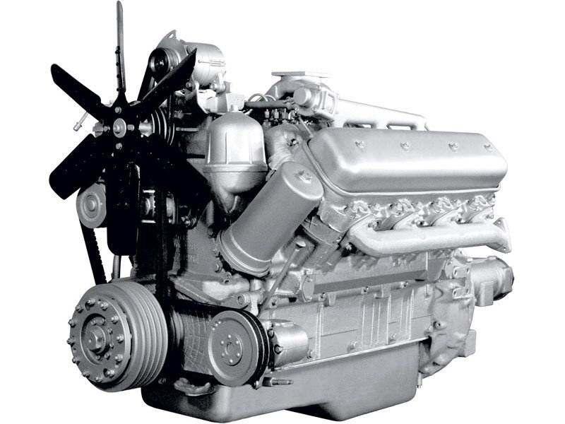 Двигатель ЯМЗ-238КМ2