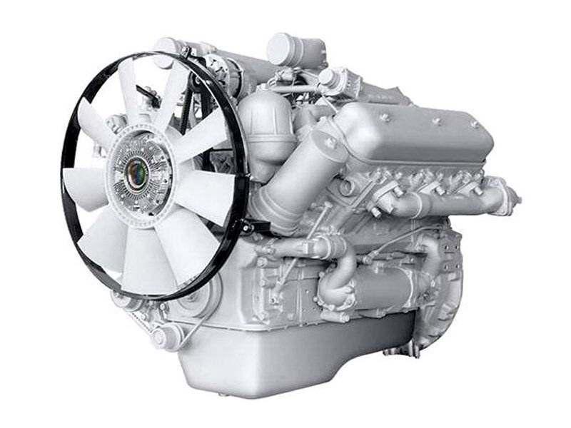 Двигатель ЯМЗ-7601.10