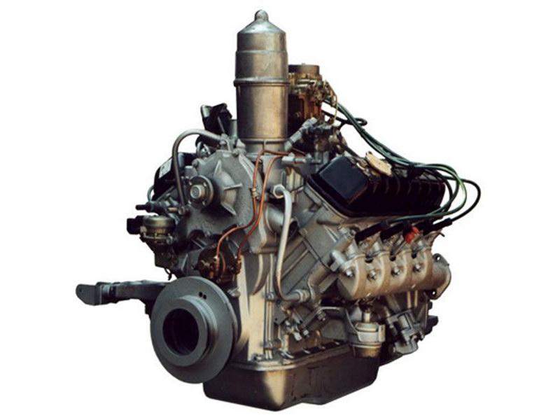Двигатель ЗМЗ-523400