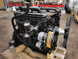 Двигатель Д-243-1053