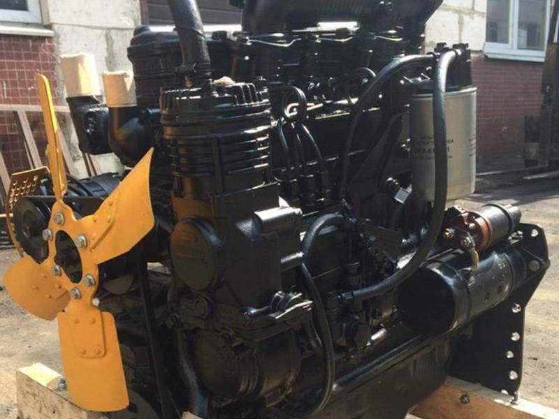 Двигатель Д-245-1953Э