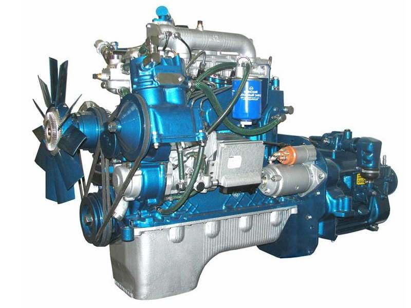 Двигатель Д-245.35Е4-4069