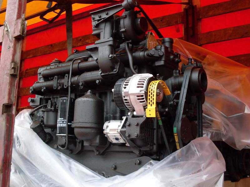 Двигатель Д-260.1-361