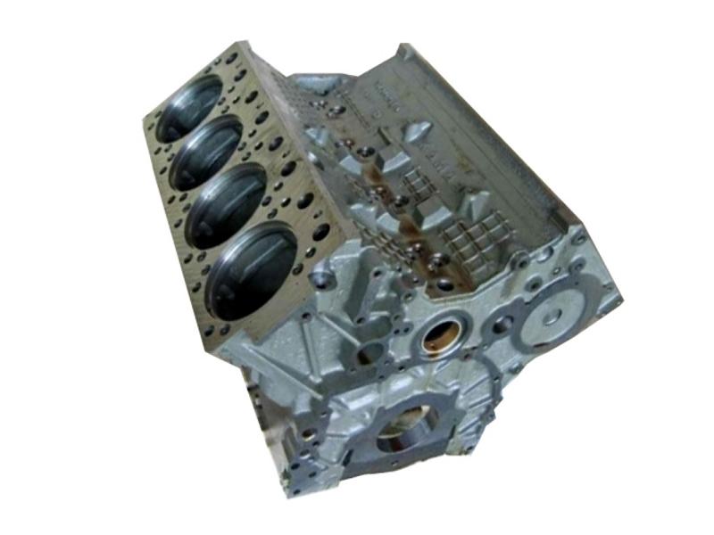 Блок цилиндров двигателя КАМАЗ 740.13 ЕВРО 1/2