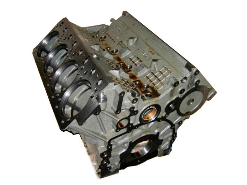 Блок цилиндров двигателя 740.70 ЕВРО-4, 400 л.с.