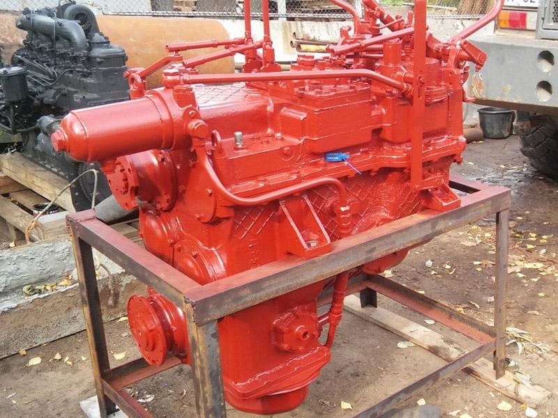 Коробка передач для тракторов К-700, 700А, 701 Кировец