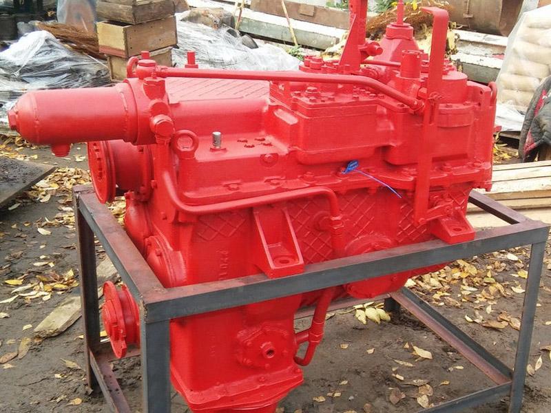 Коробка передач для тракторов К-744 Р1,К-744 Р2, К-744 Р3