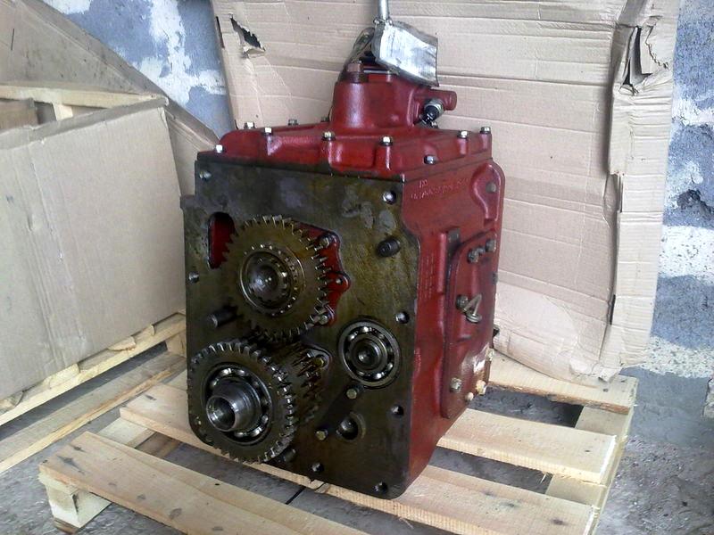 Коробка передач трактора МТЗ-80/82 без привода на мост
