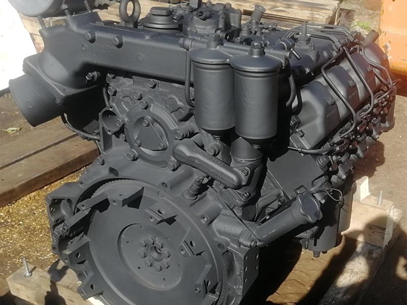 Двигатель 740.10 с военного хранения