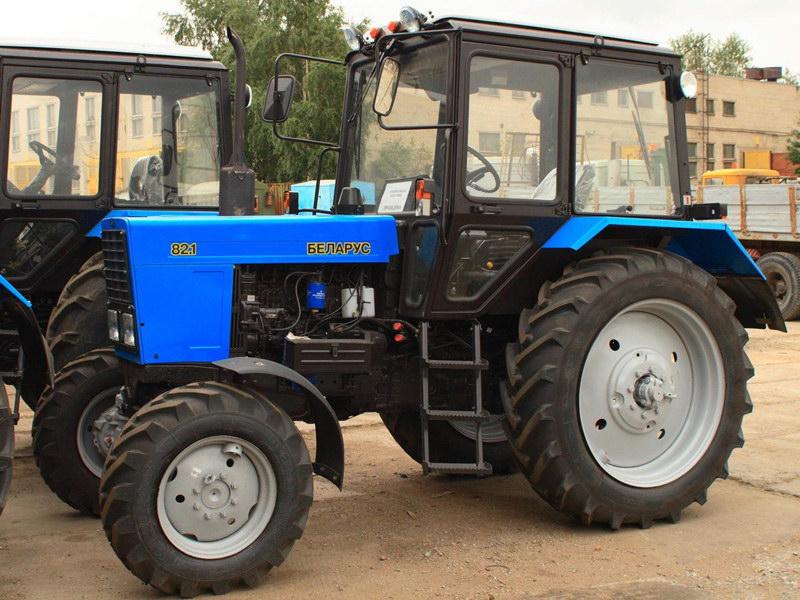 Расход топлива трактора МТЗ 82